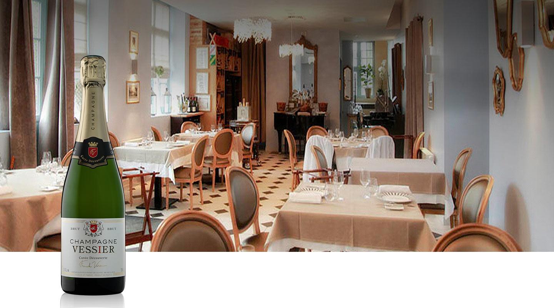 Restaurant gastronomique Le Trévise.